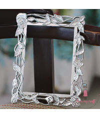 Rose Silver Frame - Big