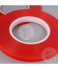 Red Tacky Tape - 12mm
