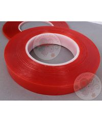 Red Tacky Tape - 18mm