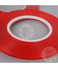 Red Tacky Tape - 6mm