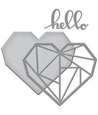 Hello Geo Heart Die