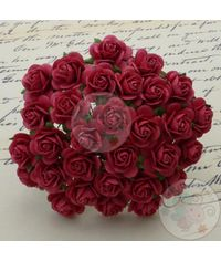 CORAL - Mulberry Micro Roses