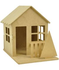 MDF Little Cottage House
