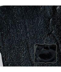 Sorbet - Dimensional Paint - Black Leather Jacket