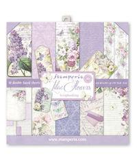 "Lilac 12"" X 12"" Paper Pad 10 Sheet/Pack"