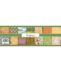 """Tropics 12""""x12"""" Paper"""