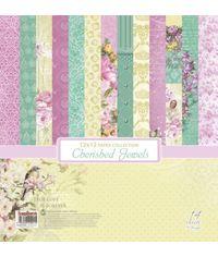 """Cherished Jewels 12""""x12"""" Paper"""
