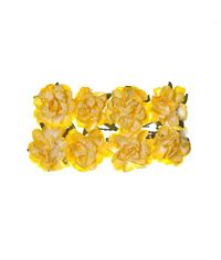 Clove Light Yellow - Paper Flowers