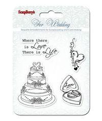 Stamp - Wedding