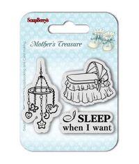Mother's Treasure – Sleep When I Want