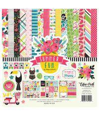 "Summer Fun  Collection Kit 12""X 12"""