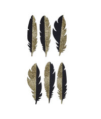 Sparkle Feathers - Embellishment