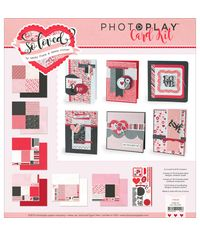 So Loved Valentine Card Kit