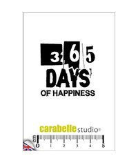 Stamp - 365 days of happiness
