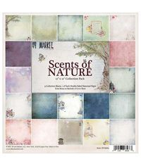 "Scents Of Nature Collection Pack 12""X12"" 9/Pkg"