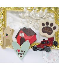 Silicon Pet Tags