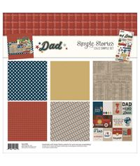 """Father's Day - Collection Kit 12""""X12"""""""