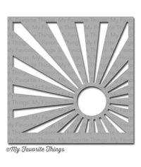 Sun Ray - Stencil