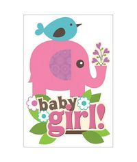 Baby Girl Scene