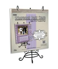 "Metal Scrapbook Page Stand For 12""X12"""