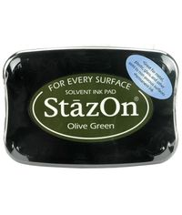 Olive Green - Staz-On Ink Pad