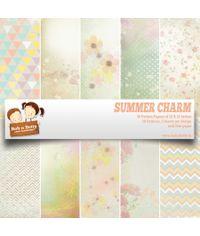 "Summer Charm 12""X12"", 30/pkg"