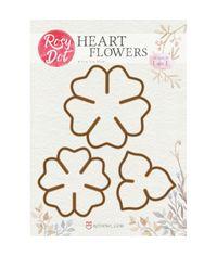 Heart Flowers - Die