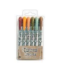 Distress Crayon Set #10
