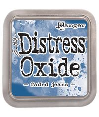 Faded Jeans - Distress Oxides Ink Pad