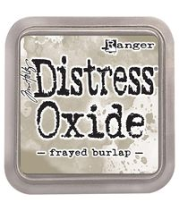 Frayed Burlap - Distress Oxides Ink Pad