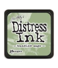 Bundled Sage - Mini  Distress ink pad