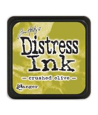 Crushed Olive - Mini  Distress ink pad