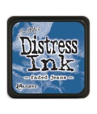 Faded Jeans - Mini  Distress ink pad