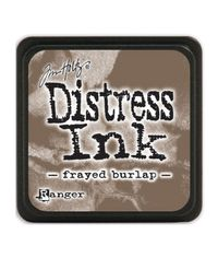 Frayed Burlap - Mini  Distress ink pad