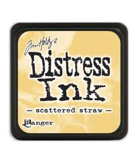 Scattered Straw - Mini  Distress ink pad