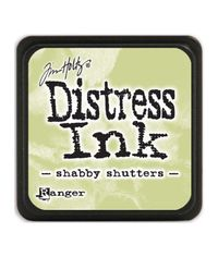 Shabby Shutters - Mini  Distress ink pad