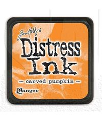Carved Pumpkin - Mini  Distress ink pad