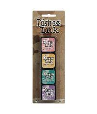 Distress Mini Ink Kits # 4
