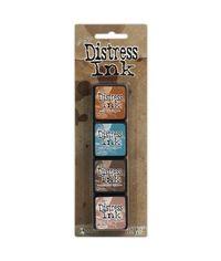 Distress Mini Ink Kits # 6