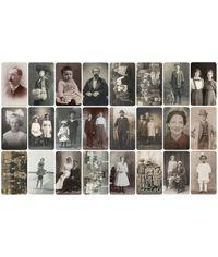 Found Relatives Cards