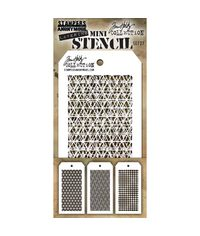 Tim Holtz Mini Layered Stencil Set #27