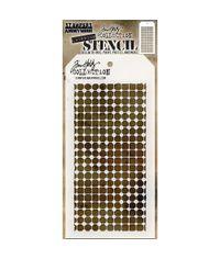 Grid Dot - Stencil