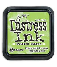 Twisted Citron - Distress Ink Pad