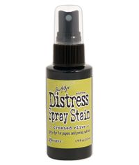Crushed Olive - Distress Spray Paint