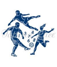 Footballers Die