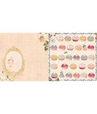 "Sweet Season Frosting - 25 Pcs of 12"" x 12"" Paper"