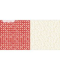 """Countdown - A Christmas Story Collection - 25 Pcs of 12"""" x 12"""" Paper"""
