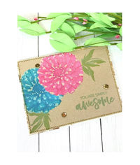 Decorative Tape - Flower