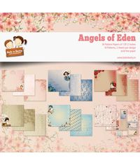 "Angels of Eden 12""X12"", 36/pkg"