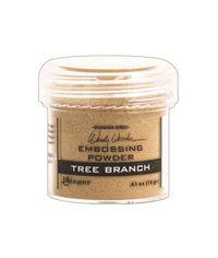 Tree Branch - Embossing Powder